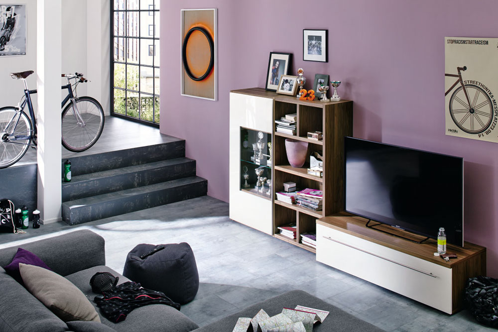 now by hulsta. Black Bedroom Furniture Sets. Home Design Ideas