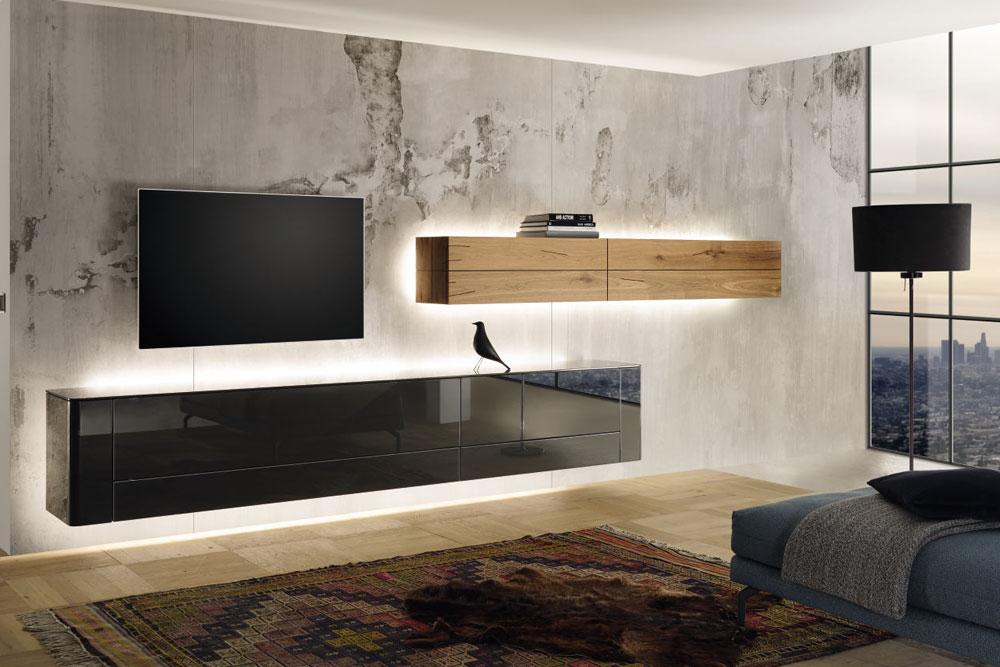 gentis hulsta. Black Bedroom Furniture Sets. Home Design Ideas