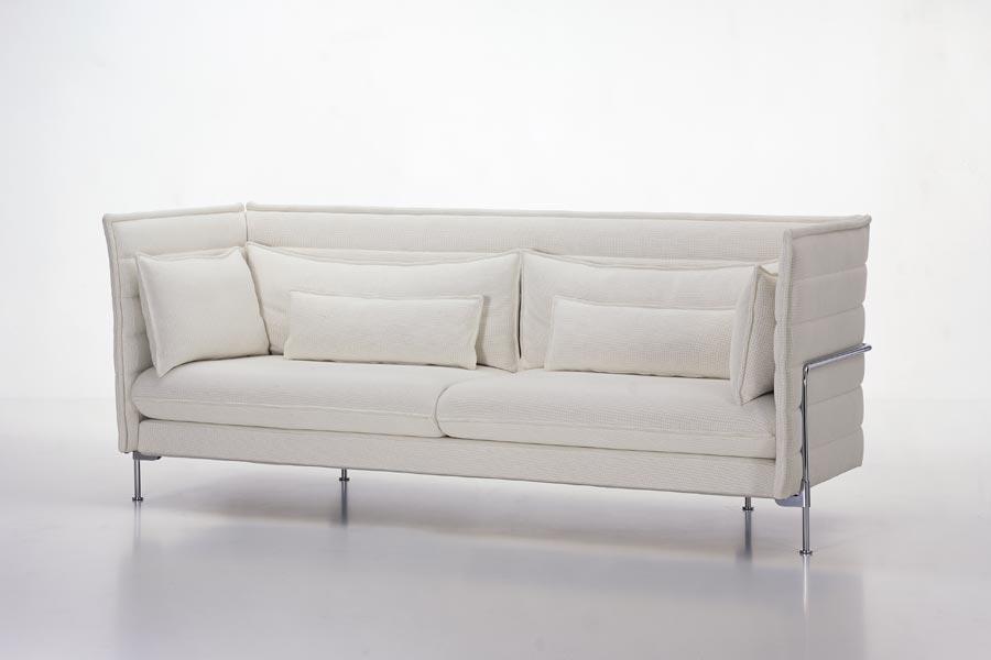 Divan Alcove Sofa Ot Vitra Dizajnerskaya Stilnaya Modulnaya Myagkaya